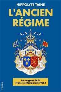 Cover L'Ancien Régime
