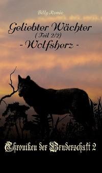 Cover Geliebter Wächter 2: Wolfsherz