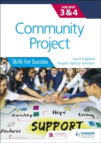 Cover Community Project for the IB MYP 3-4