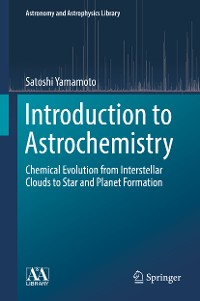 Cover Introduction to Astrochemistry