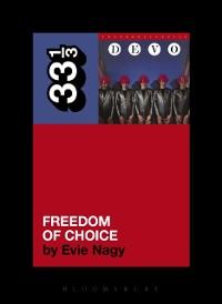 Cover Devo's Freedom of Choice