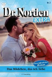 Cover Dr. Norden Extra 2 – Arztroman