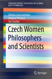 Cover Czech Women Philosophers and Scientists
