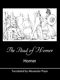 Cover The Iliad of Homer