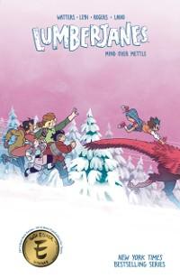 Cover Lumberjanes Vol. 16