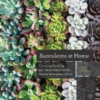 Cover Succulents at Home: Choosing, Growing, and Decorating with the Easiest Houseplants Ever