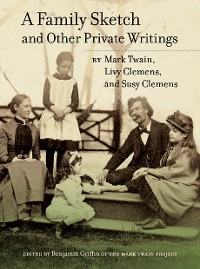 Cover A Family Sketch and Other Private Writings