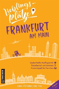 Cover Lieblingsplätze Frankfurt am Main