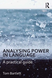 Cover Analysing Power in Language