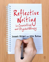 Cover Reflective Writing in Counselling and Psychotherapy