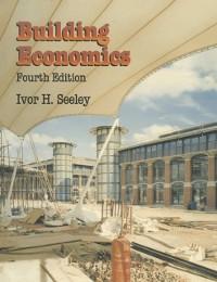 Cover Building Economics