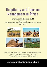 Cover Hospitality and Tourism Management in Africa