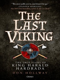 Cover The Last Viking