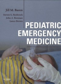 Cover Pediatric Emergency Medicine E-Book