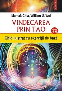 Cover Vindecarea prin Tao: ghid ilustrat cu exercitii de baza