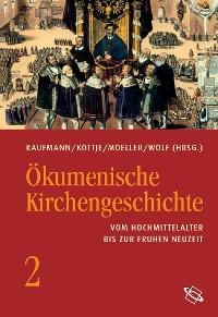 Cover Ökumenische Kirchengeschichte