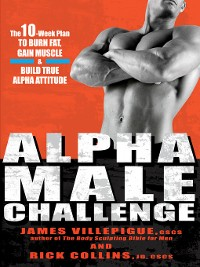 Cover Alpha Male Challenge