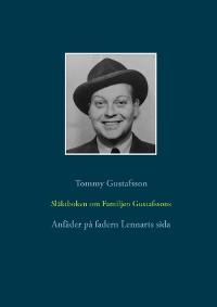 Cover Släktboken om Familjen Gustafssons Anfäder