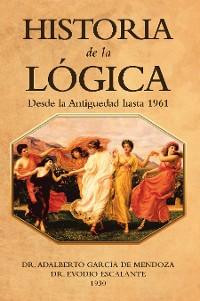 Cover Historia De La Lógica