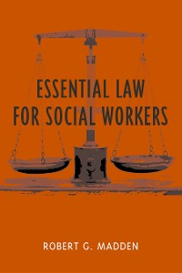 Cover Essential Law for Social Workers