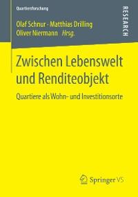 Cover Zwischen Lebenswelt und Renditeobjekt