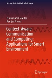 Cover Context-Aware Communication and Computing: Applications for Smart Environment