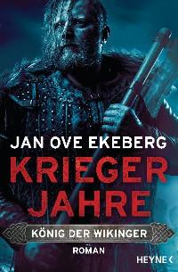 Cover Kriegerjahre