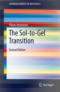 Cover The Sol-to-Gel Transition