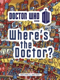 Cover Doctor Who: Where's the Doctor?