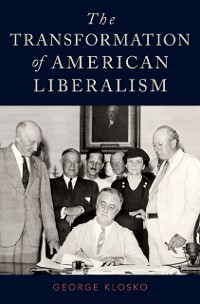 Cover Transformation of American Liberalism