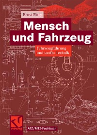 Cover Mensch und Fahrzeug