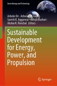 Cover Sustainable Development for Energy, Power, and Propulsion