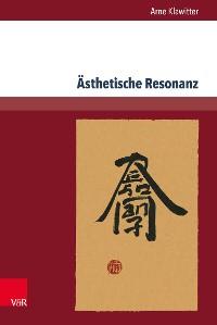 Cover Ästhetische Resonanz