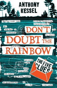 Cover The Five Clues (Don't Doubt The Rainbow 1)