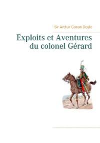 Cover Exploits et Aventures du colonel Gérard