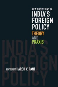 Cover New Directions in India's Foreign Policy