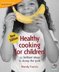 Cover Healthy cooking for children