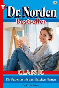 Cover Dr. Norden Bestseller Classic 87 – Arztroman