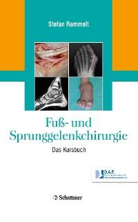Cover Fuß- und Sprunggelenkchirurgie