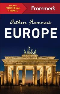 Cover Arthur Frommer's Europe