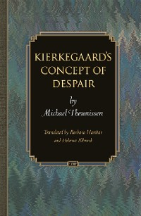 Cover Kierkegaard's Concept of Despair
