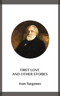 Cover First Love and Other Stories
