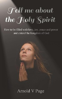 Cover Tell me about the Holy Spirit