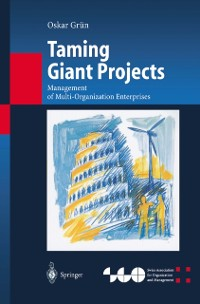 Cover Taming Giant Projects