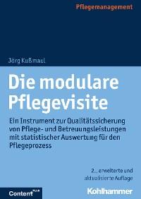 Cover Die modulare Pflegevisite