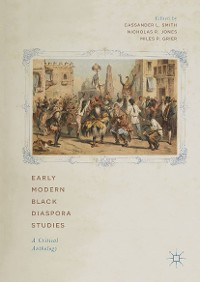 Cover Early Modern Black Diaspora Studies