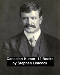 Cover Canadian Humor, 12 Books