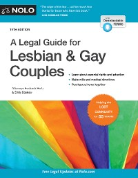 Cover Legal Guide for Lesbian & Gay Couples, A