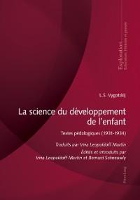 Cover La science du developpement de l'enfant