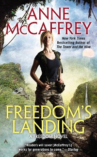 Cover Freedom's Landing